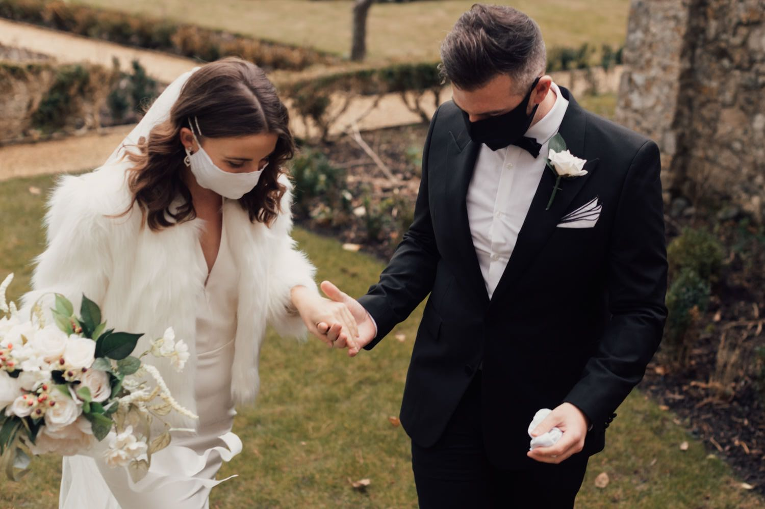 our perfect, winter Runaway Wedding